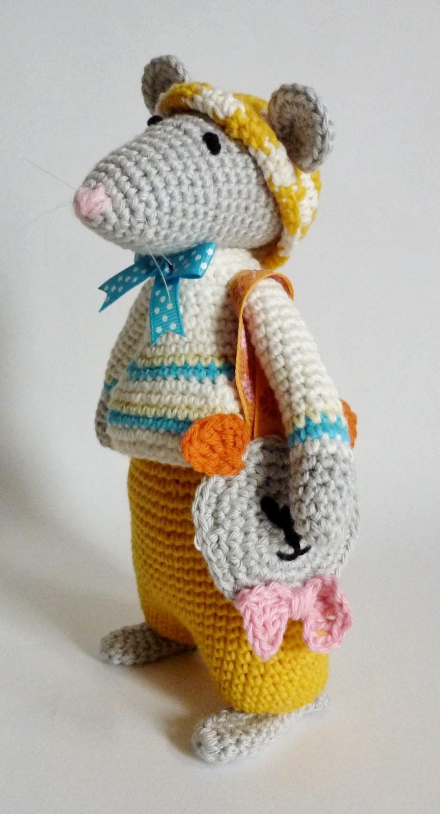 Franciens Muizen Yellow Mouse