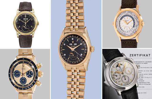 Highlights from Christie's, Phillips and Sotheby's May auctions