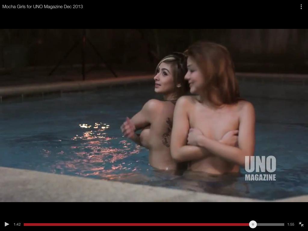 Girls with guns naked