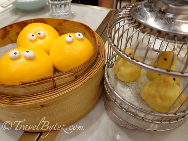 Yum Cha at Langham Place (Hong Kong)
