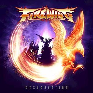 """Ο δίσκος των FireWing """"Resurrection"""""""