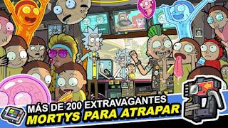 DESCARGAR Pocket Mortys MOD APK Dinero Infinito 2.12.0 GRATIS PARA ANDROID 2020 4