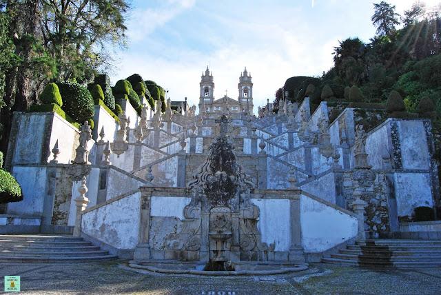 Bom Jesus do Monte, Portugal