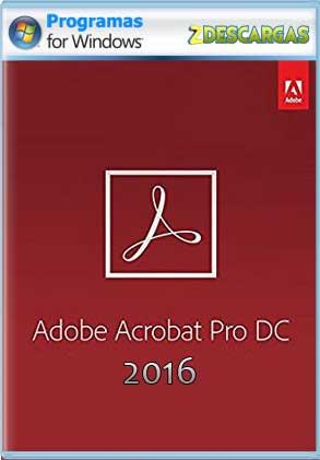 Adobe Acrobat Pro DC 2016 [Portable] (32-64 bits) [MEGA]