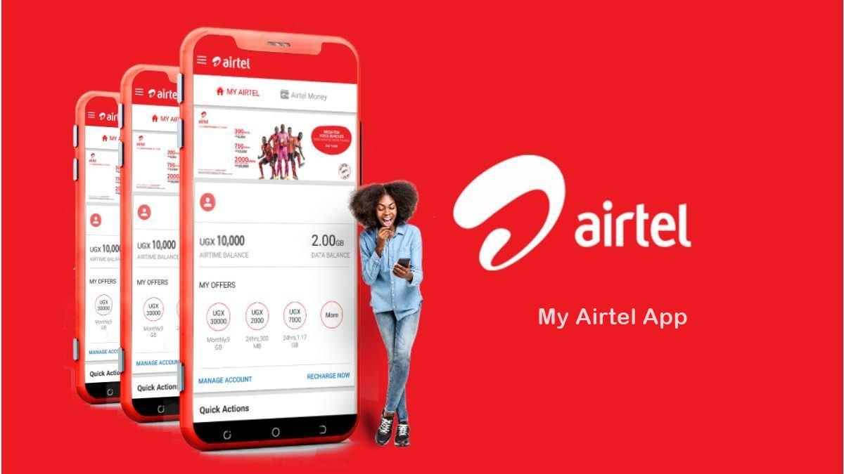 Send and Withdraw Money using My Airtel App Uganda