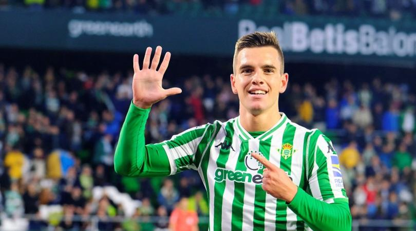 Tottenham Hotspur's new signing Giovani Lo Celso