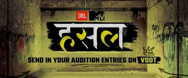 Mtv Hustle 2020 Season 2 auditions and online-registration