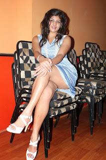 Sona Chopra in Short Dress gorgeous Actress