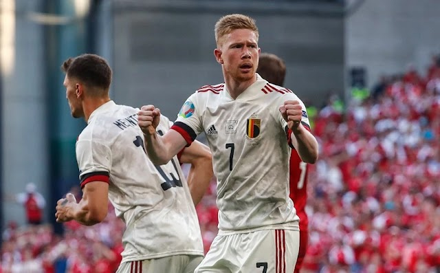 Δανία – Βέλγιο 1-2: Ανατροπή και πρόκριση στους «16»