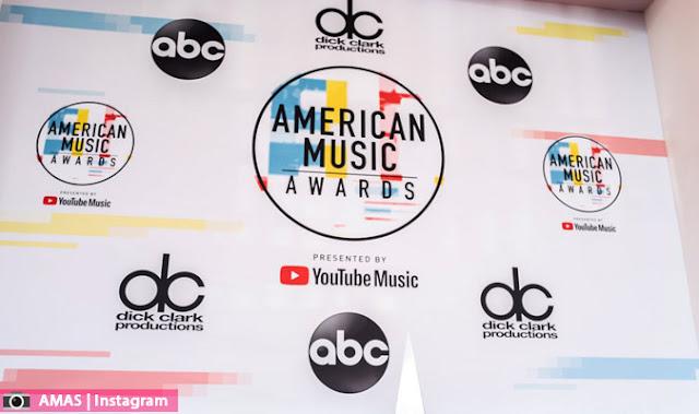شاهد السجادة الحمراء مباشرة ل AMA's 2018 حفل توزيع جوائز الموسيقى الامريكية