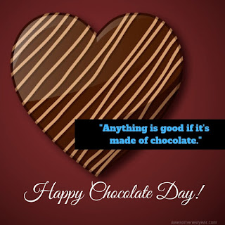 Heart Touching #HappyChocolateDay Quotes to send your true Love