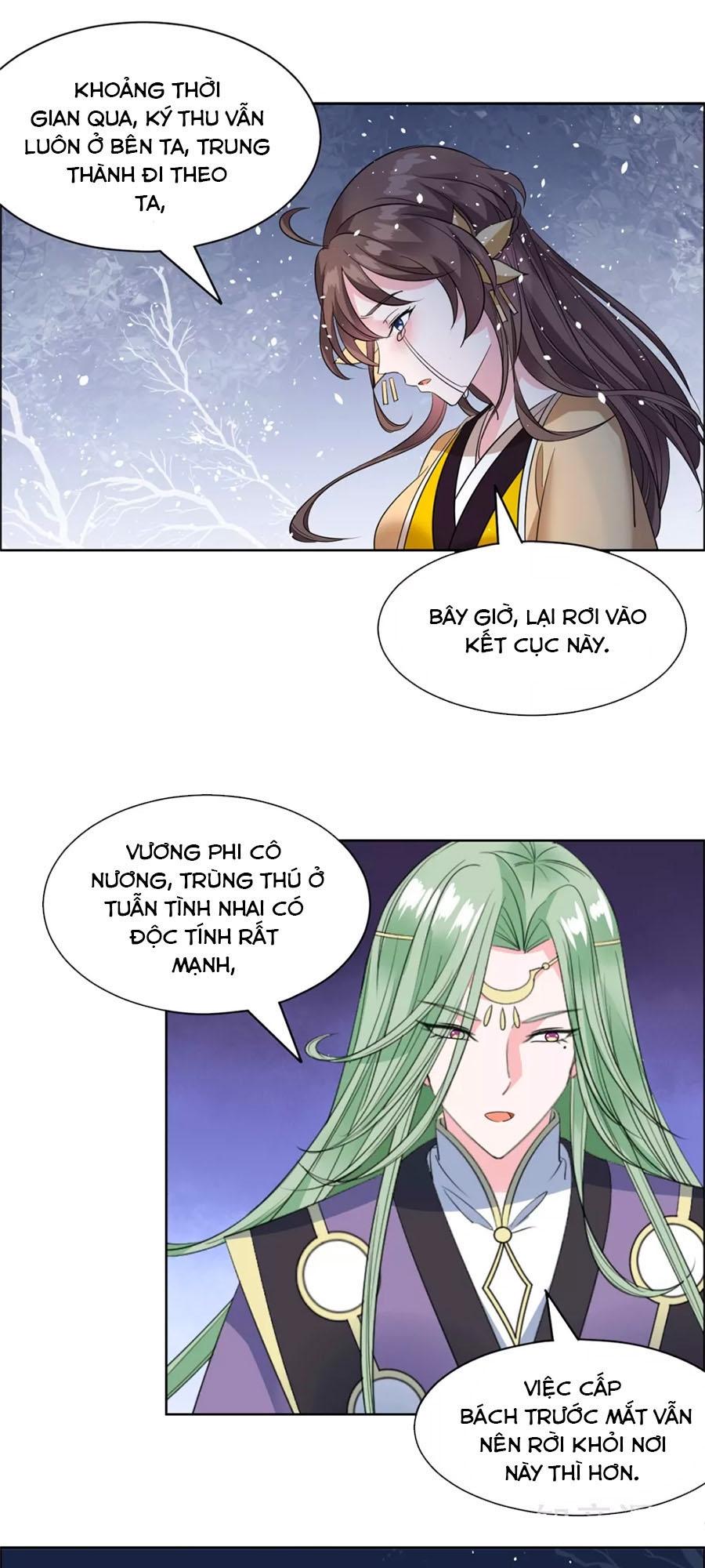Vương Gia Là Đầu Đại Lão Hổ chap 95 - Trang 9
