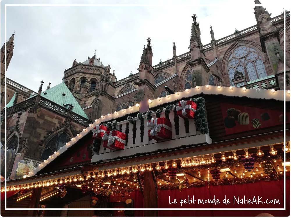 visite de la cathédrale Notre-Dame Strasbourg