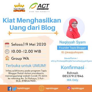 KulWapp Tapis Blogger