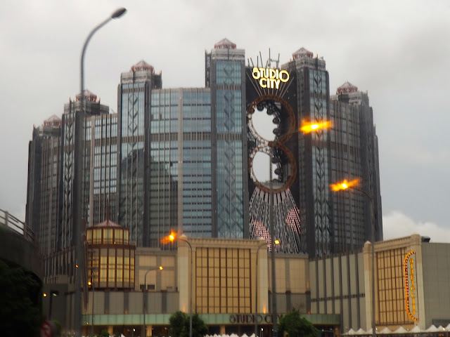 Studio City casino, Macau, SAR of China