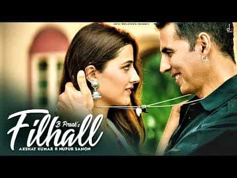 FILHAAL SONG GUITAR CHORDS WITH AND WITHOUT CAPO