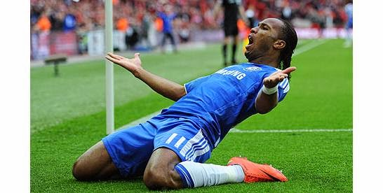 Didier Drogba wants to remain at Chelsea beyond the end of the season
