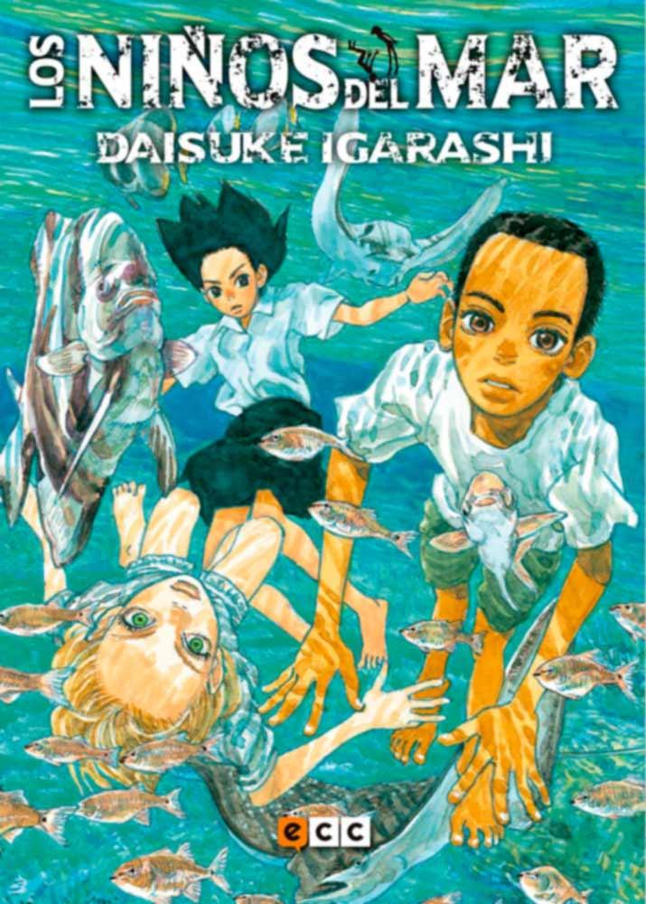 Los niños del mar (Kaijuu no Kodomo) manga (ECC)