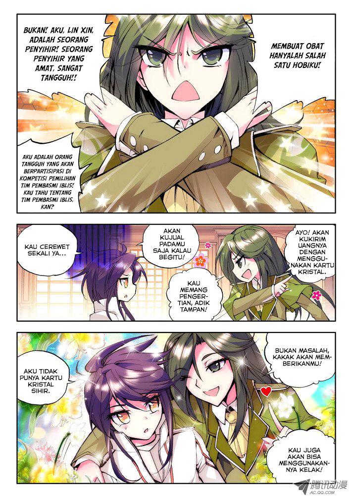Shen Yin Wang Zuo Chapter 54