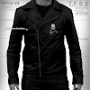 fashion cowok fashioncowok T.F.O.A Leather Jacket A25