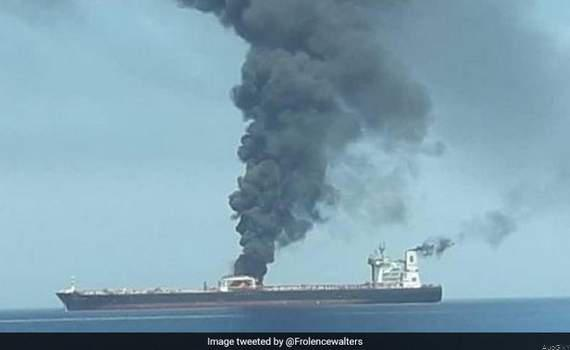 🙅♂: Iran🇮🇷 Must Answer For Maritime Piracy Over  Tanker Attack