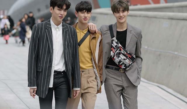 6 Model Poni Korea Paling Keren untuk Pria Versi K-Drama