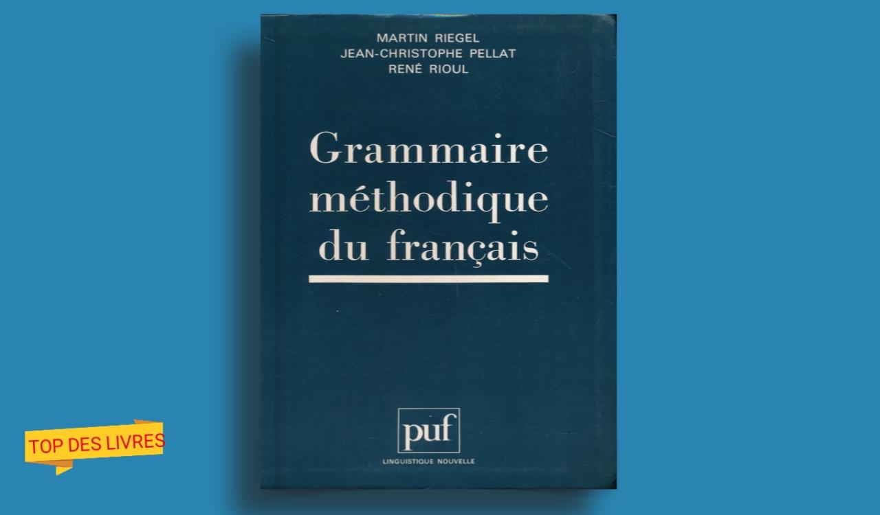 Télécharger : Grammaire méthodique du français en pdf