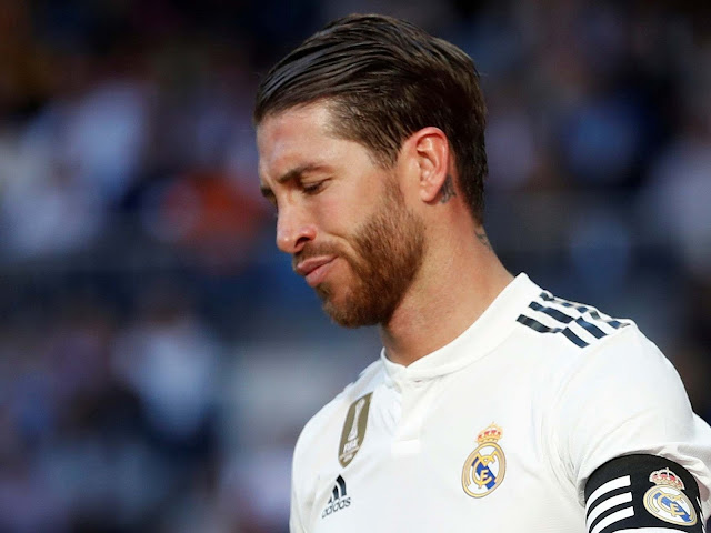 What Sergio Ramos said after Real Madrid lost 7-3 to Atletico Madrid