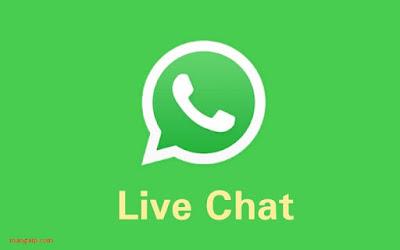 Cara Memasang Live Chat Whatsapp Di Blog Dengan Mudah