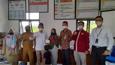 Andre Rosiade melalui DPD Gerindra Bantu Bedah Rumah 25 KK di Dharmasraya