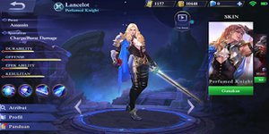 Tips Memilih Emblem, Ability, Gear Lancelot Terbaik Mematikan