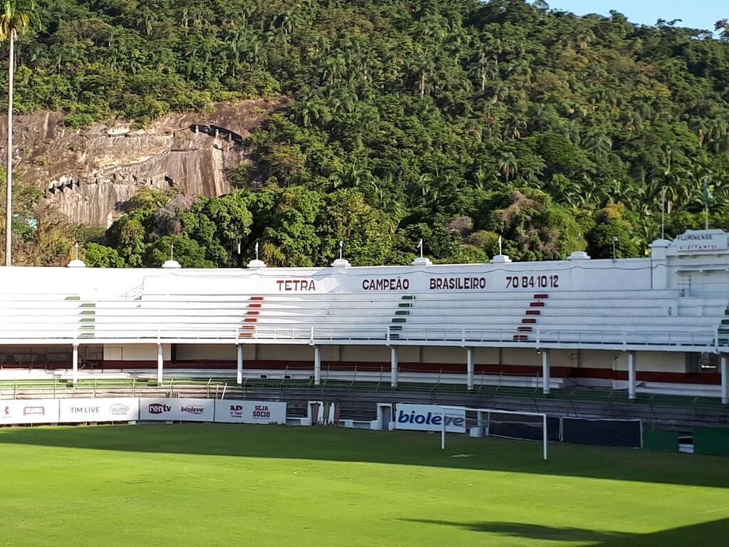 Flu Tour Visita Guiada ao Fluminense