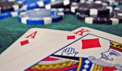 Jugada 21 en blackjack