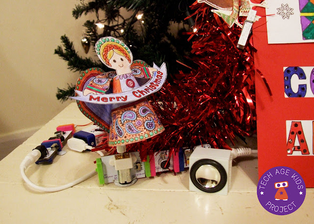 littlebits christmas
