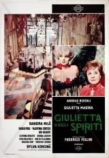"""Carátula del DVD: """"Julieta de los espíritus"""""""