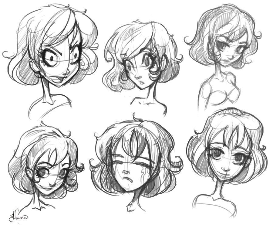 Nahno McLein: Novel: Character Sketch