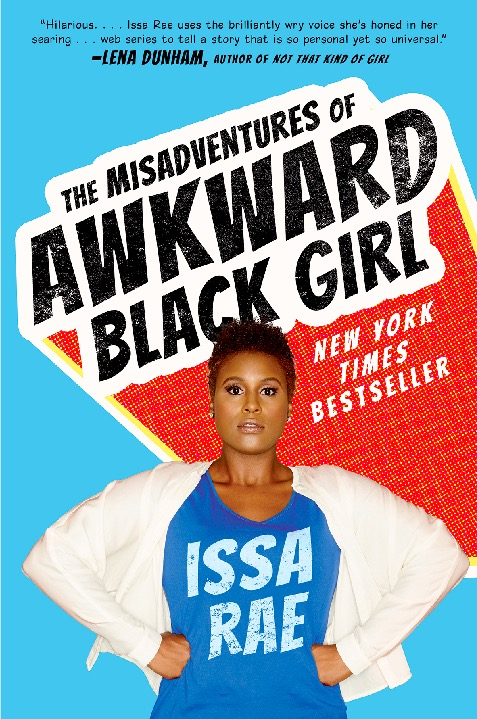 Awkward Black Girl Book