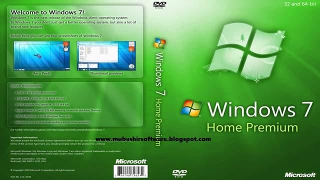 windows 7  keygen version