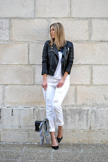 Jeans Outfits white