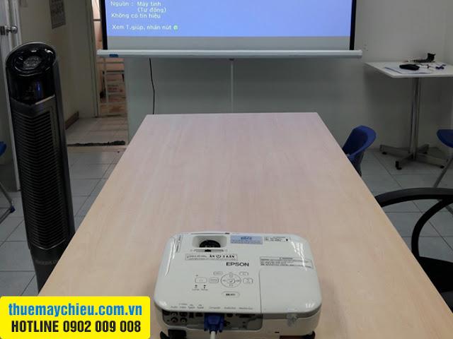 VNPC cho thuê máy chiếu Epson phục vụ cuộc họp tại TpHCM