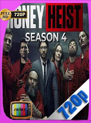 La casa de papel Temporada 1-2-3-4 HD [720p] Español Castellano [GoogleDrive] Netflix dizonHD