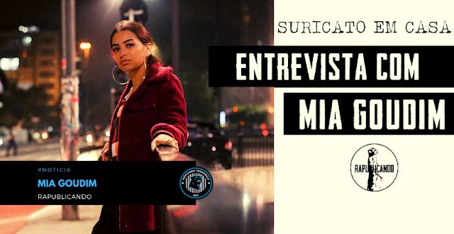 RAPublicando entrevista Mia Goudim, rapper do interior de São Paulo