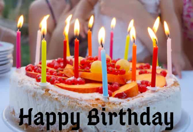 Birthday images with cake Download