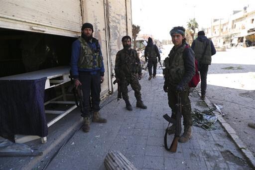 Οι εξελίξεις στην Συρία και οι σχέσεις Τουρκίας - Ρωσίας