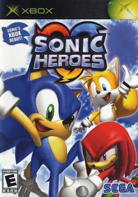 Sonic Heroes (JTAG/RGH) Xbox 360 Torrent Download