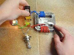 Free energy generators DIY video scheme