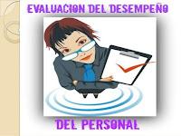 EVALUACIÓN DEL PERSONAL ADMINISTRATIVO Y OBRERO