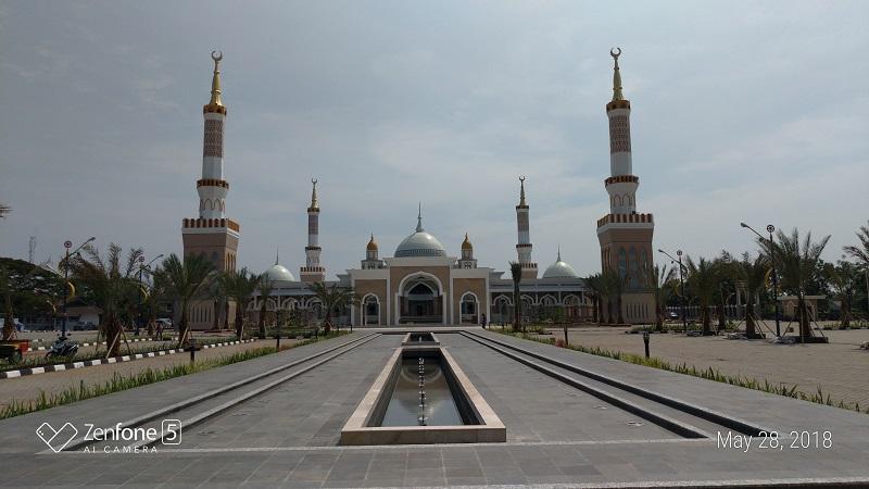 Ini Bukan Taj Mahal Tetapi Masjid Abdul Manan Di Indramayu
