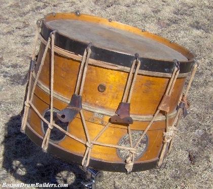 Lee's 1880s George W. Bemis Drum