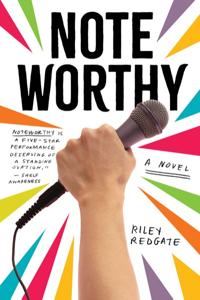 Noteworthy by Riley Redgate